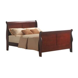 BOWERY HILL Queen Sleigh Bed