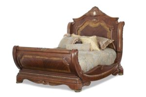 Cortina Queen Sleigh Bed